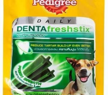 Pedigree Denta Fresh Stick Snack (75gm) - USA