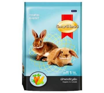 SmartHeart Rabbit Food Veggies And Cereals 1kg - Thailand