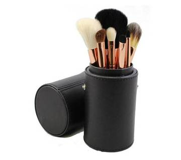 MORPHE 7 PIECE ROSE GOLD BRUSH SET