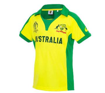 Australia National Cricket Team Jersey-Copy