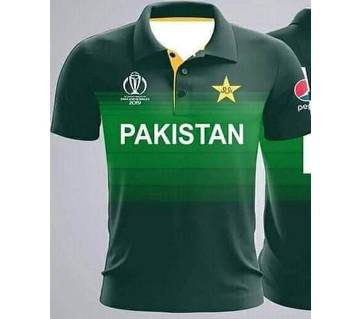 PAKISTAN Cricket Jersey World Cup 2019 for Unisex-COpy