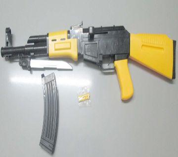 Toy Gun for Kids - Black Laser Light