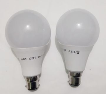 Energy Saving LED Light 18 Watt 2pcs