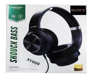 Sony Shouck Bass Headphon-Copy