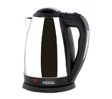 Nova Kettle 2L - Black and Silver