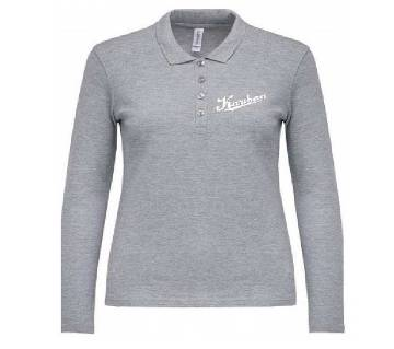 Ladies Full Sleeve Polo Shirt