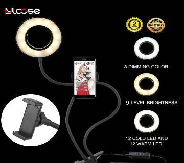 Ring Light Clip Tripod