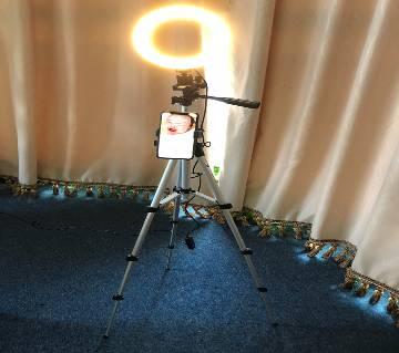 Studio Ring Light Triped Set