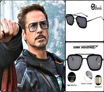 Tony Stark Ironman Sunglass Pure Black
