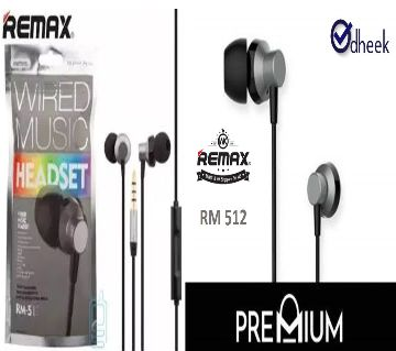 Remax RM 512 Best Ever Remax Black