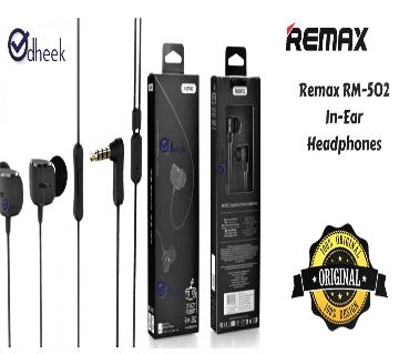 Remax RM 502 Original Authenticated Product