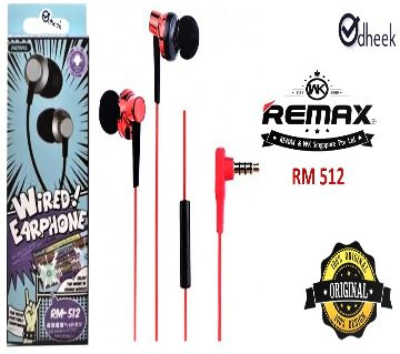 Remax RM 512 Original Authenticated Product