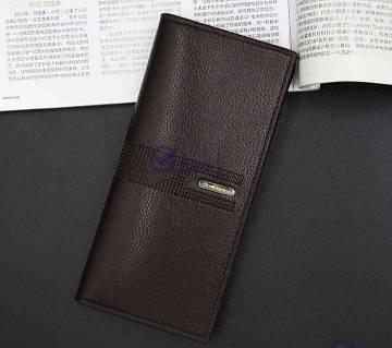MenBense Original Wallet for Men Women Color Chocolate