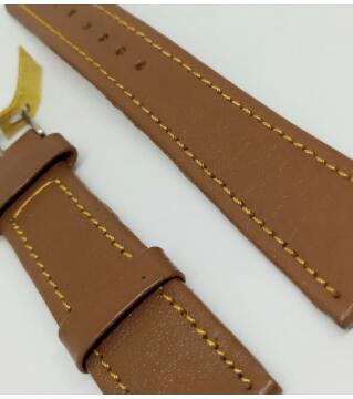 leather wrist watch strap 20mm