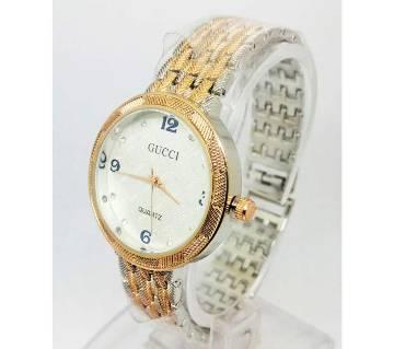 Gucci Golden Watch For Women (Copy)