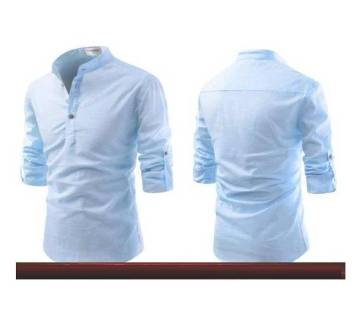 Gents Full Sleeve Cotton Casual Katua