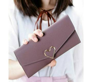 Ladies fashionable wallet