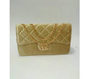 Ladies Velvet Purse