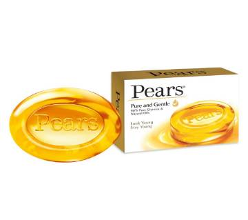 Pears Pure And Gentle সোপ বার 125g India