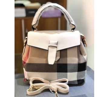 Wearza Check Casual Bag