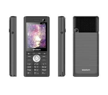 "Western D-11 - Feature Phone - 2.4"" - 32MB RAM - 32 MB ROM - Grey"
