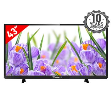 Western Smart LED TV 43 INCH WI-43DF2310