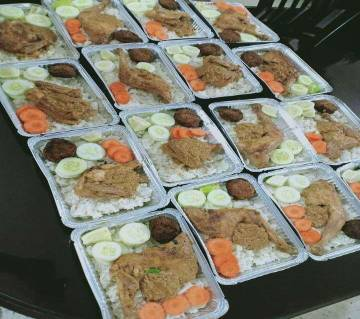 Chicken Polao 20 Set