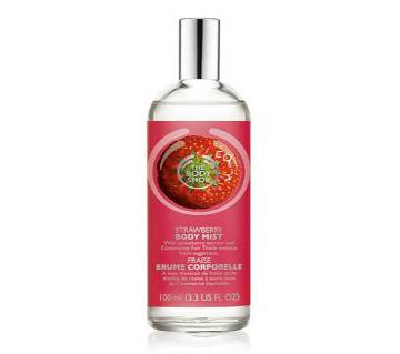 Strawberry Body Mist 100ml - UK