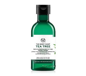 Tea Tree Toner 250ml UK