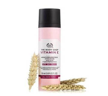 Vitamin E Emulsion SPF 50 ml UK