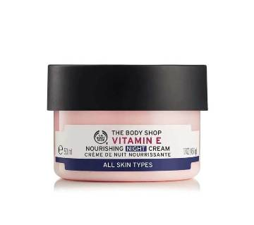 Vitamin E Nourishing Night Cream 50ml - UK