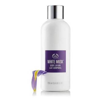 White Musk Lotion 250 ml - UK