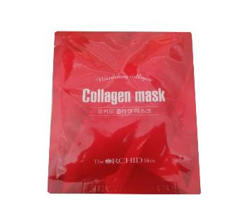 THE ORCHID SKIN Collagen Mask South Korea  25 gm