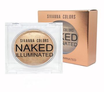 Sivanna colors naked illuminated 03 ফেইস পাওডার 12 gm korea