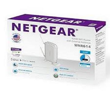 Netgear WNR614 Wireless Router