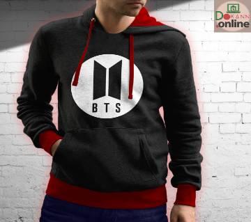 BTS Menz Full Sleeve Hoodie