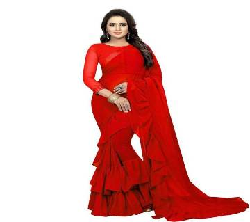 Weight Less Georgette saree For Women BDS-12