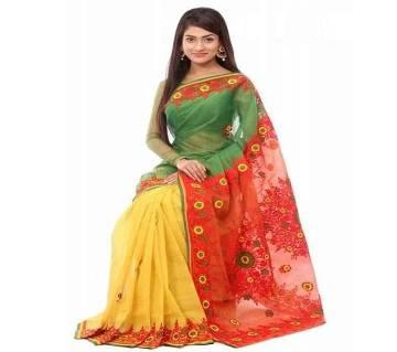 3-Shed cotton kota Saree