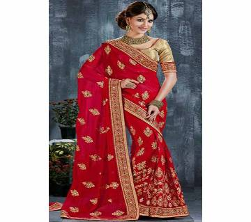 Weight Less Georgette saree Hp-94