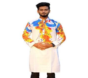 Boisakhi diamond cotton  Punjabi for man BASE_10