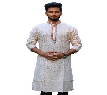Boisakhi Cotton Punjabi for man BASE_12