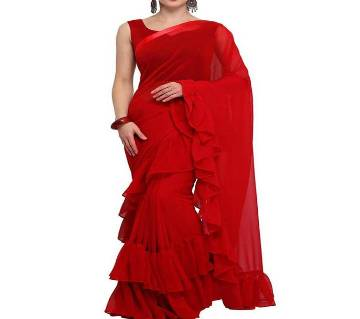 Weight Less Georgette saree For Women BDS-4