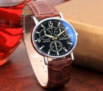 men Quartz Analog Wrist Watch