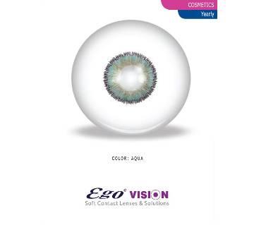 Ego Vision সফট কন্টাক্ট লেন্স - Aqua