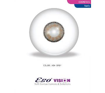 Ego Vision সফট কন্টাক্ট লেন্স - Ash Grey