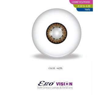 Ego Vision সফট কন্টাক্ট লেন্স - Hazel