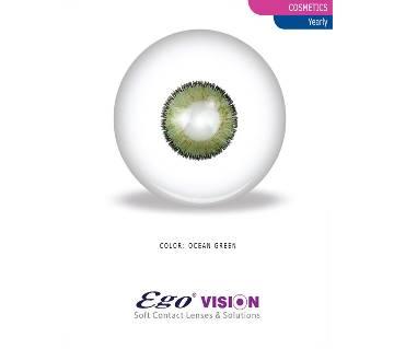 Ego Vision সফট কন্টাক্ট লেন্স - Ocean Green