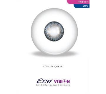 Ego Vision সফট কন্টাক্ট লেন্স - Turquoise