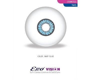 Ego Vision সফট কন্টাক্ট লেন্স - Baby Blue