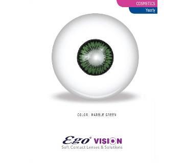 Ego Vision সফট কন্টাক্ট লেন্স - Marble Green